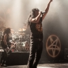 Anthrax performing at The Vic Theater in Chicago IL. 09.27.2012