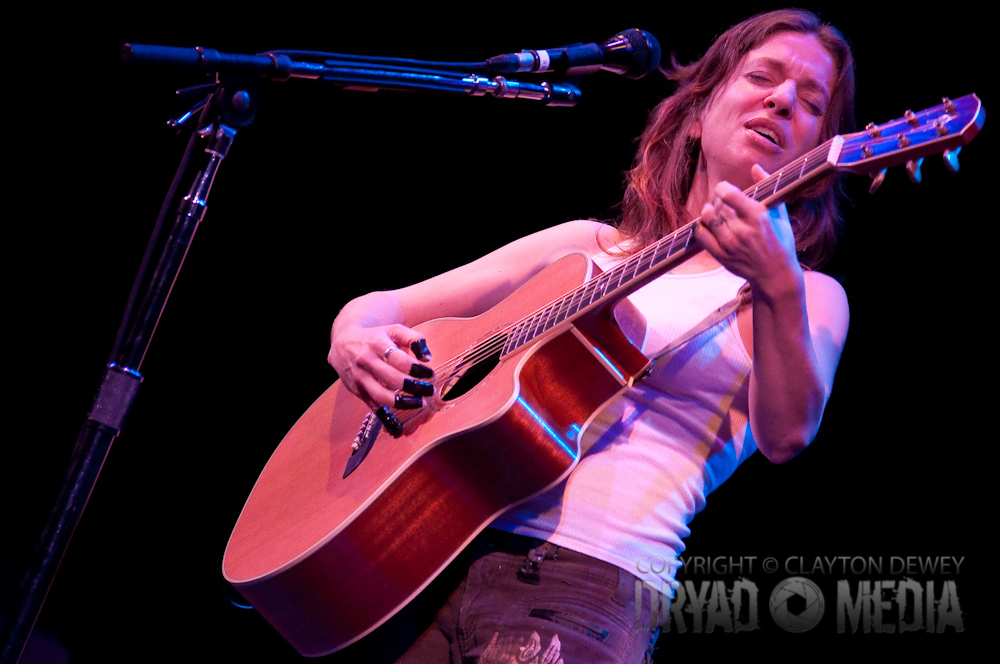 Ani DiFranco – The Barrymore Theater
