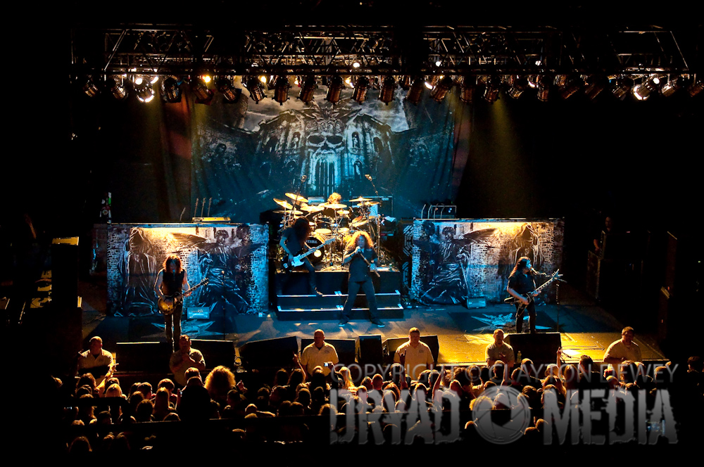 Testament - The Orbit Room - Dryad Media