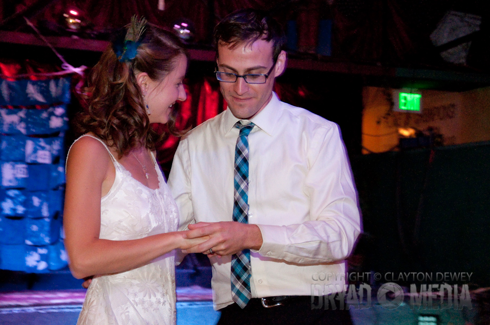 Will & Jenn's Wedding – The Mercury Cafe