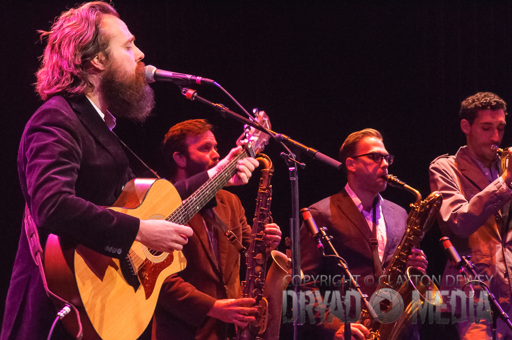 Iron & Wine – Capital Theater