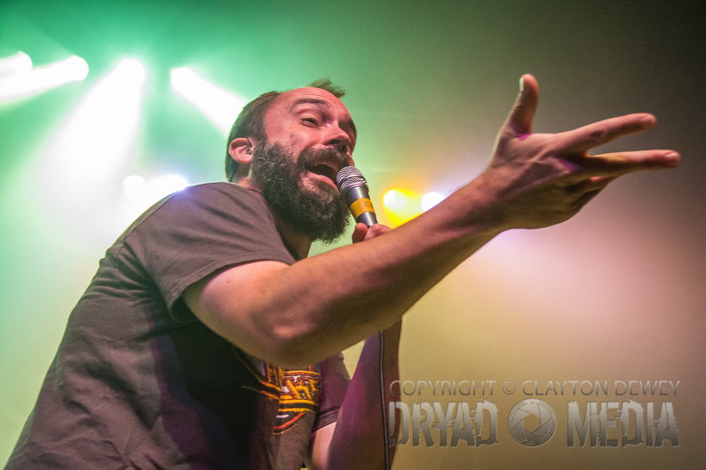 Clutch – The Orpheum