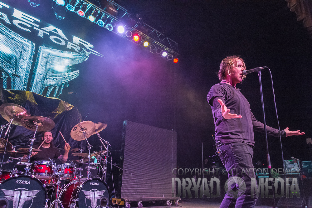 Fear Factory – The Orpheum