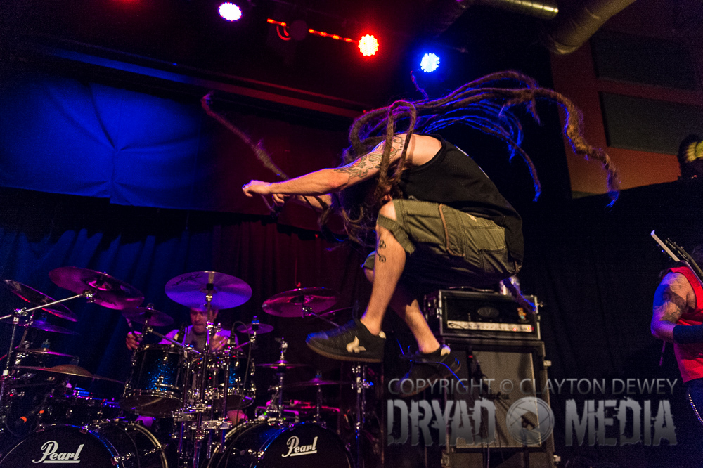 Shadows Fall – The High Noon Saloon