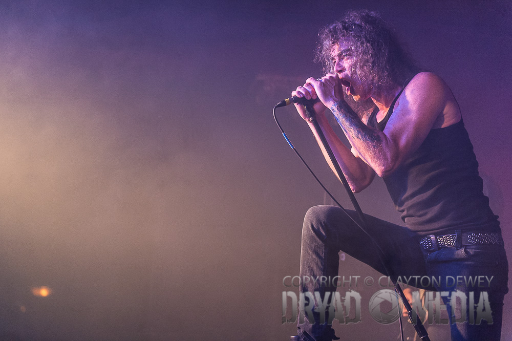 Overkill – The Rave