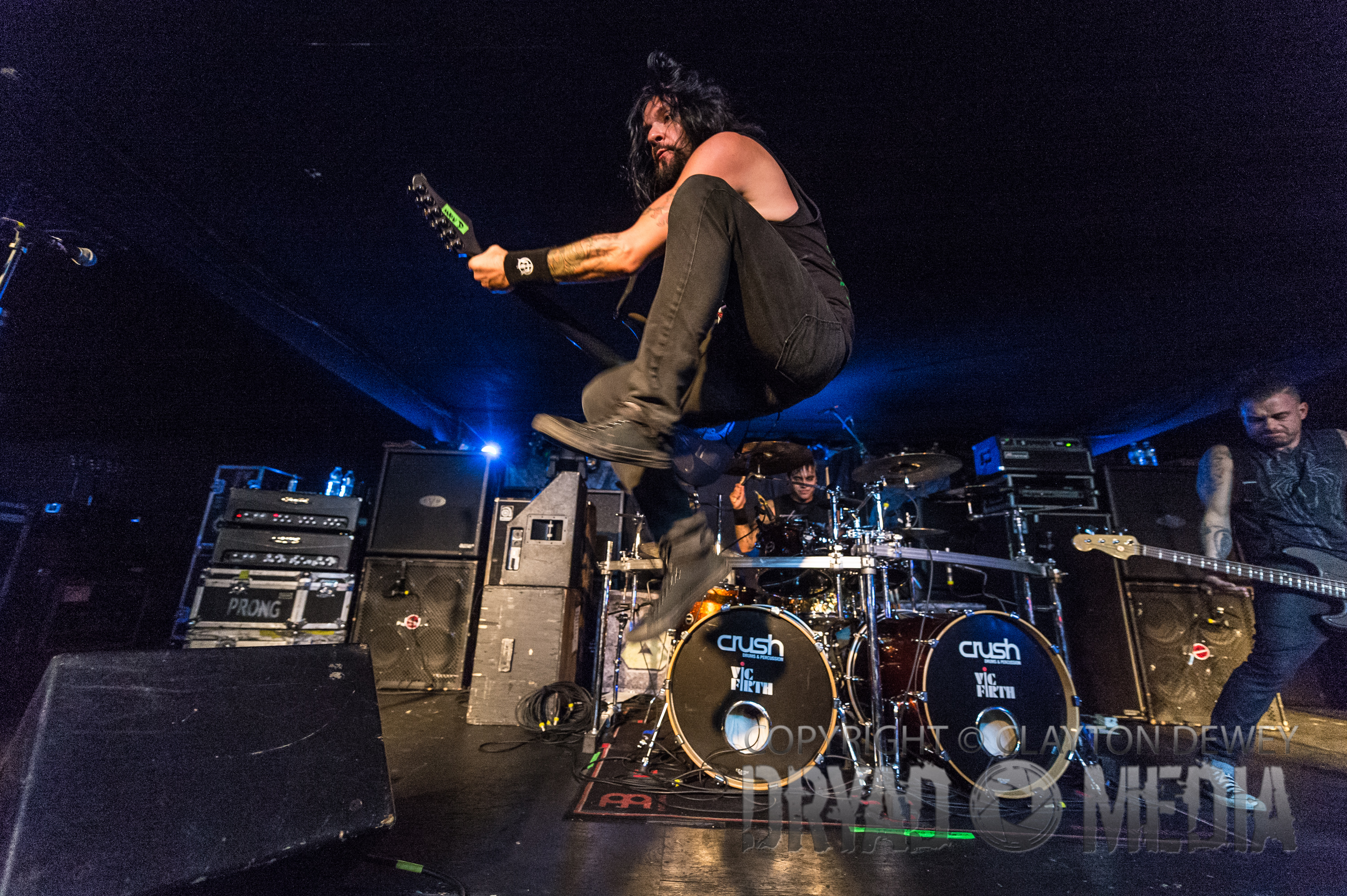 Prong @ The Rave